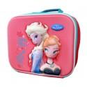 Bolsa portamerienda 3D EVA Frozen Disney Sisters termica