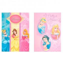Bloc Princesas Disney A6 140h surtido