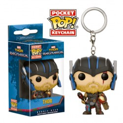 Llavero Pocket POP! Marvel Thor Ragnarok Thor