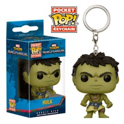 Llavero Pocket POP Marvel Thor Ragnarok Hulk