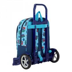Trolley PJ Masks Hero 42cm carro Evolution