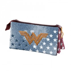 Portatodo Wonder Woman DC Comics triple