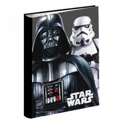 Carpeta folio 4 anillas Star Wars Flash