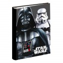 Carpeta folio 4 anillas Star Wars Flash