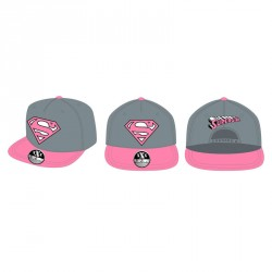 Gorra Supergirl DC Comics