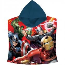 Poncho toalla Vengadores Avengers Marvel