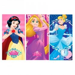Toalla Princesas Disney microfibra surtido