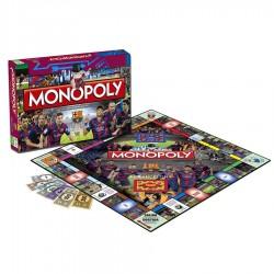 Juego monopoly FC Barcelona Hasbro