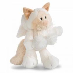 Peluche Gato blanco Nici soft 35cm
