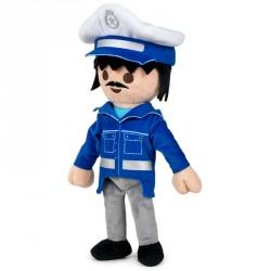 Peluche Playmobil Policia soft 46cm
