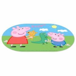 Mantel individual Peppa Pig