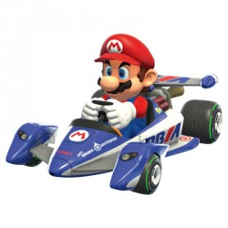 Caja coche Pull Speed Mario Kart 8 Nintendo Circuit Special Mario