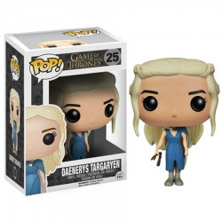 Figura POP Game of Thrones Mhysa Daenerys Blue Dress