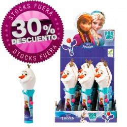 Caramelo lollipop Olaf Frozen Disney
