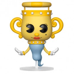 Figura POP Cuphead Legendary Ghost