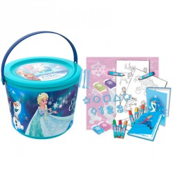 Cubo actividades Frozen Disney