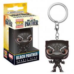 Llavero Pocket POP! Marvel Black Panther