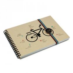 Cuaderno A5 Bike