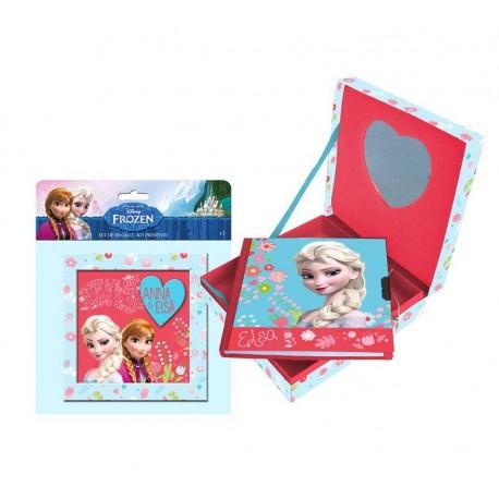 Diario Elsa Frozen Disney caja regalo
