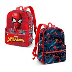 Mochila reversible Spiderman Marvel Hero 31cm