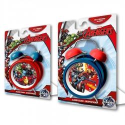 Reloj Vengadores Avengers Marvel campanas surtido
