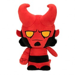 Peluche Hellboy with Horns 18cm