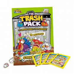 Album cromos Trash Pack