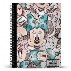 Cuaderno A5 Minnie Disney Drawing