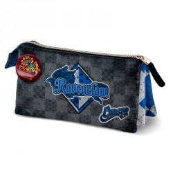 Portatodo Harry Potter Quidditch Ravenclaw triple
