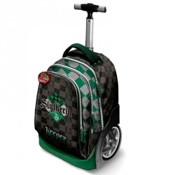 Trolley Harry Potter Quidditch Slytherin 50cm