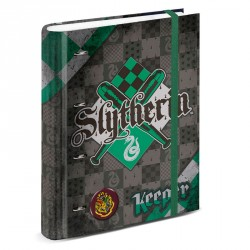 Carpesano A4 Harry Potter Quidditch Slytherin