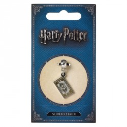 Colgante charm Hogwarts Express Ticket Harry Potter