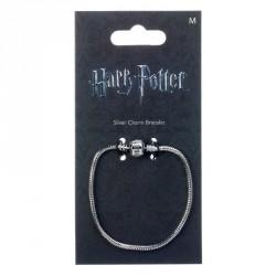Pulsera plateada Harry Potter