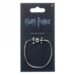 Pulsera plateada Harry Potter