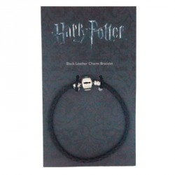 Pulsera cuero Harry Potter