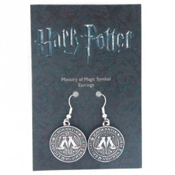 Pendientes Ministry of Magic Harry Potter