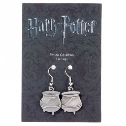 Pendientes Potion Cauldron Harry Potter