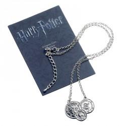 Colgante Gringotts Coin Harry Potter