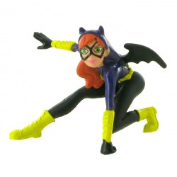Figura Bat Girl Super Hero Girls DC