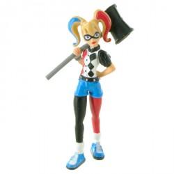 Figura Harley Quin Super Hero Girls DC