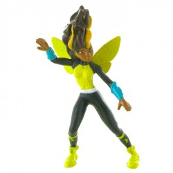Figura Bumble Bee Super Hero Girls DC