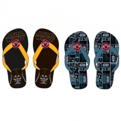 Chanclas Star Wars surtido