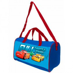 Bolsa deporte Cars Disney Throttle Power surtido