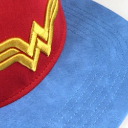 Gorra Wonder Woman DC Comics premium