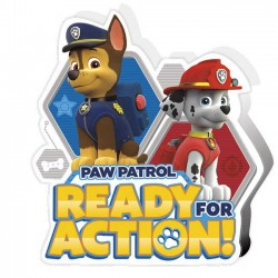 Goma borrar Patrulla Canina Paw Patrol gigante
