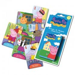 Baraja cartas Peppa Pig