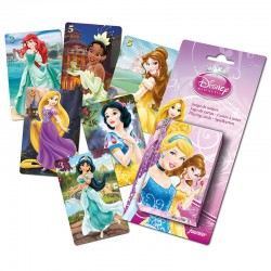 Baraja cartas Princesas Disney