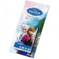 Baraja cartas Frozen Disney