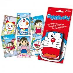 Baraja cartas Doraemon