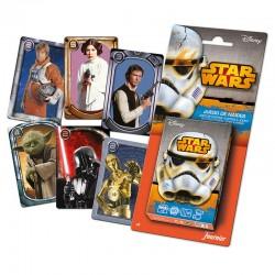 Baraja cartas Star Wars Disney Classic